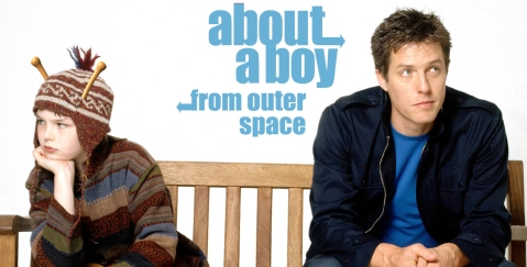 About A Boy from Outer Space