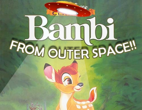 Bambi from Outer Space